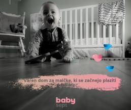 babysept, antiseptik, dezinfekcija, dezinfekcija tal, čiščenje tal, čiščenje igrač